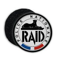 Patch RAID Police Nationale Police Française Unité spéciale recherche #21351