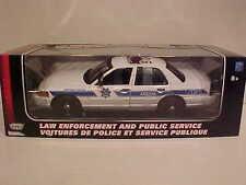2001 Ford Crown Victoria Arizona Police Interceptor Die-cast Car 1:18 DPS 10inch