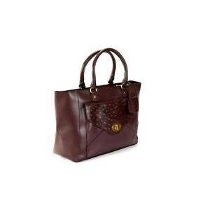 Amelie - Tote bag - Synthetic - Distinguished - Woman - Brown - One size
