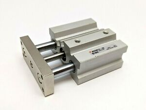SMC MGQM12-20 Compact Guided Cylinder 12mm Bore 20mm Stroke