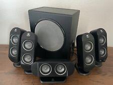 Logitech X-530 5.1 Surround Computer Speakers