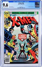 X-MEN #100 CGC 9.6 NEW X-MEN VS OLD X-MEN!