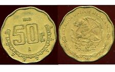 MEXICO  MEXIQUE  50 centavos 1993  ( aus )