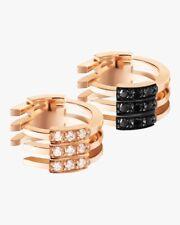 $1320 18k Rose Gold Melissa Kaye Diamond One Ear Cuff
