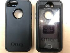 OtterBox Defender Case for iPhone 5 5s in Black