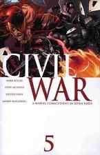 MARVEL COMICS CIVIL WAR #5 2006 NEAR MINT UNREAD COPY #cdec16-866