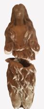 statua molto antico calco terracotta Maria Maddalena 20 cm