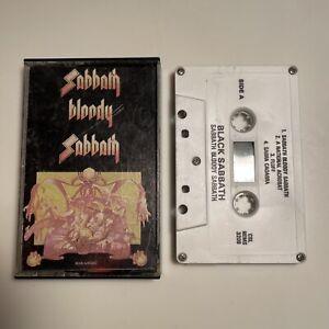 Sabbath Bloody Sabbath by Black Sabbath (Cassette, 1973) NEMS 3209 UK Import