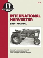 International Harvester Shop Manual Models Intl Cub 154 Lo-Boy, Intl Cub 184…
