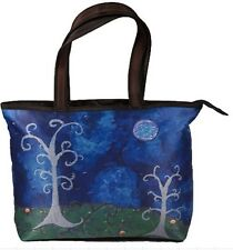 Whimsical Tree Handbag, Tote by Salvador Kitti - Support Wildlife Conservation