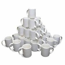 Us 36 Pcs Aaa Grade Blank White Mugs 11oz Sublimation Coated Mugs For Heat Press