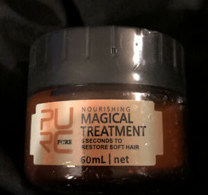 PURE Nourishing Magical Treatment Restores Soft Hair 60 ml, Sealed Ships Free