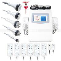 Ultrasonic Vacuum Cavitation RF Radio Frequency Slimming Cellulite Burn Machine