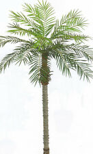 7' ARTIFICIAL PHOENIX PALM PLANT PATIO TROPICAL ARECA TREE POOL DATE SAGO