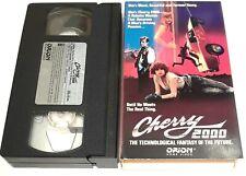 CHERRY 2000 (VHS 1988) RARE SCI-FI w/ MELANIE GRIFFITH (BODY DOUBLE, LOLITA) VG