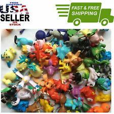 24Pcs Cute Pokemon Mini Pocket Random Action Figures Gift Kids Toys US SELLER