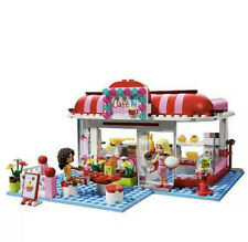LEGO Friends-City Park Cafe-Set 3061-Complete w/Instructions-See Description