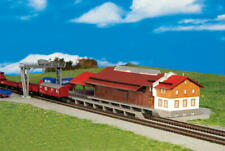 More details for kibri kit 36606 z freight shed with gantry and ramp new