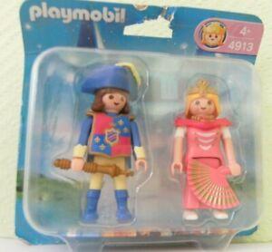 Playmobil Duo Pack Graf und Gräfin 4913 Neu & OVP Traumschloss Ritter Ritterburg