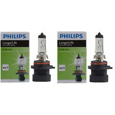 Two Philips Long Life Halogen Light Bulb 9006XSLLC1 for 9006XS 9006XSLL HB4A mg