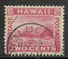 us possessions Hawaii stamp scott 81 - 2 cents issue of 1899 - #5