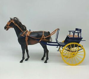 Vintage Sindy Gig and Horse 44516