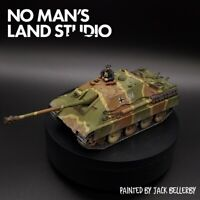 Pro Painted 28mm rubicon Jagdpanther G2 w/ tank commander 1/56 bolt action ww2