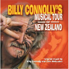 """BILLY CONNOLLY-""""MUSICAL TOUR OF NEW ZEALAND""""-BBC TV SOUNDTRACK-NEW+SEALED CD"""