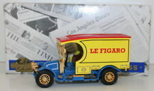 MATCHBOX POWER OF THE PRESS YPP01 - 1910 RENAULT AG - LE FIGARO