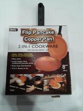 New 2 in 1 Cookware Pancake Copper Pans 8