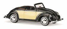 Busch 46711 HO (1/87): Volkswagen - Hebmüller Cabrio, zwart/geel