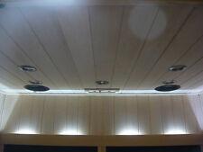 Hemlock Profilholz Saunaprofil Latten Profilbretter statt Espe Sauna 274 cm
