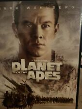 Planet of the Apes (Dvd, 2003) Mark Wahlberg A Tim Burton Film