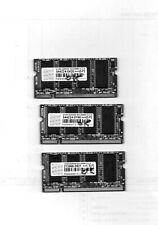mémoire sodimm DDR333 -512mo Transcend  Ibook Blanc G3  et certains book G4