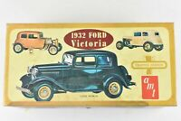AMT 1932 Ford Victoria 3 in 1 Model Kit Original Issue 1:25 Scale 2432-149
