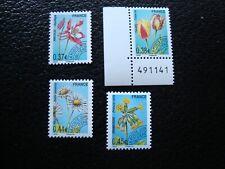 FRANCE - timbre yvert/tellier preoblitere n° 253 a 256 n** MNH (A38)