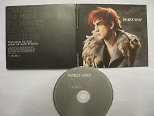 PATRICK WOLF The Magic Position: Album Sampler – 2006 EU CD PROMO - BARGAIN!