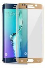 Markenlose 9H Hartglas Displayschutzfolien für das Samsung Galaxy S7 Gold