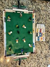 LEGO Soccer Set 3409 Championship Challenge Soccer Field Incomplete Adidas Ball