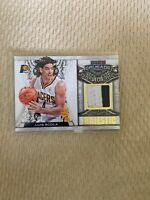 2014-15 Crusade - LUIS SCOLA - Majestic Game Jersey Patch - PACERS #d 3/25 !!