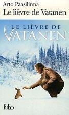 Lievre De Vatanen (French Edition) (Folio)