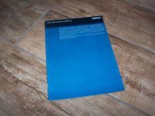 Catalogue / Brochure FIAT 130 Saloon 3200 1972 //