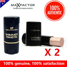 TWO Max Factor Shimmer Panstik 001, Subtle shimmer for face & body