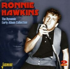 Ronnie Hawkins - Dynamic/Early Lp Collection [New CD]