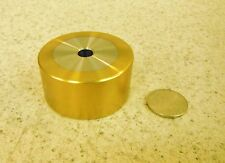 Charmilles Wire Edm Lower Pinch Roller Witho Grooves 130003174 Wc005 New