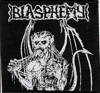 Blasphemy Demon Patch Sarcofargo Archgoat Impiety Beherit Conqueror Revenge