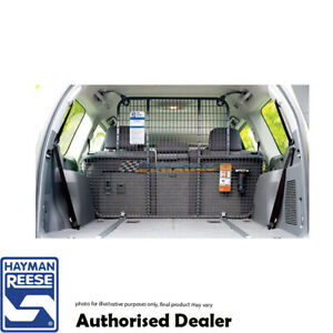 HAYMAN REESE CARGO BARRIER to suit MITSUBISHI PAJERO NM NP NS