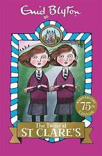 The Twins at St Clare's by Enid Blyton (Paperback, 2016)