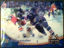 ALEXANDER OVECHKIN  05/06 LIMITED EDITION AUTHENTIC ROOKIE 3-D MOTION CARD