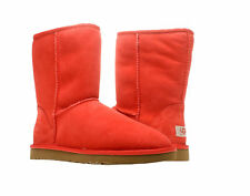 Authentic UGG Women's Classic Short Boots 5825 W /Hibiscus Size 10 Brand New